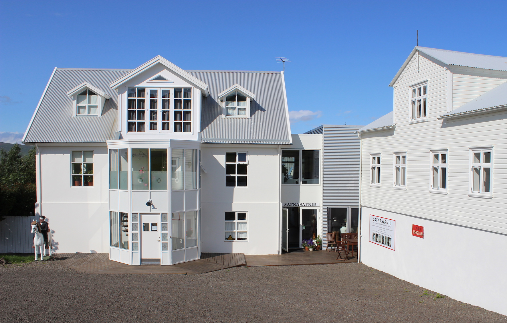 The Icelandic Folk and Outsider Art Museum