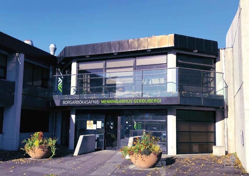 Gerðuberg Culture house